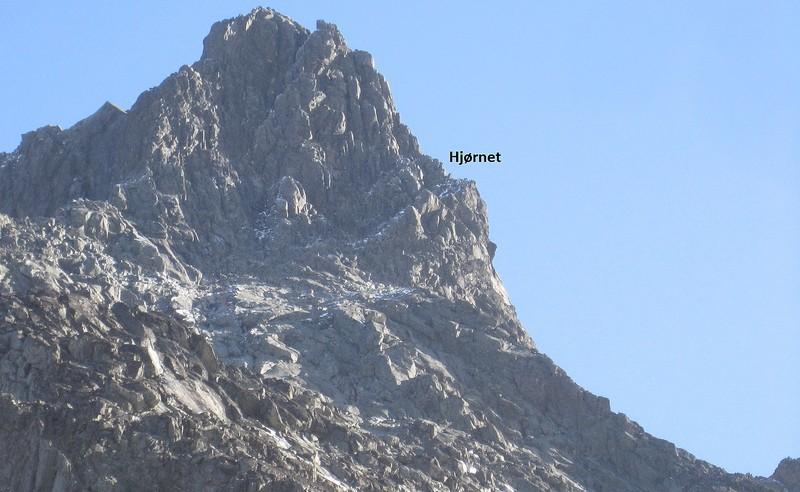 store skagastølstind kart Storen   Hjør(2310 m) • Peakbook store skagastølstind kart